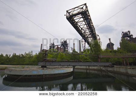 Landschaftspark Duisburg-nord