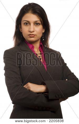 Empresária de Desi internacional