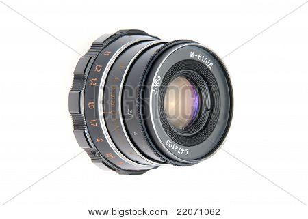 Old Camera Lens
