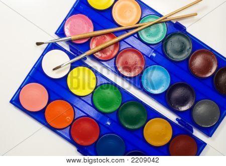 Watercolors 2