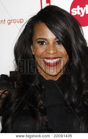 PASADENA - JAN 5: Laurieann Gibson at the Comcast Entertainment Group TCA Cocktail Reception held at the Langham Hotel, Pasadena, California on January 5, 2011