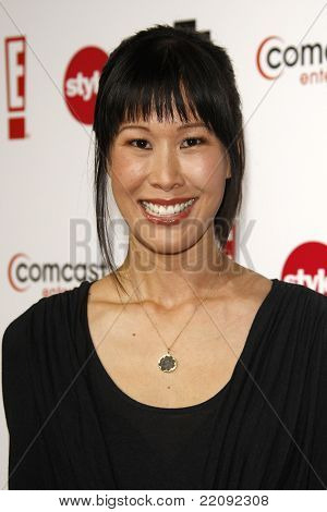 PASADENA - JAN 5: Laura Ling at the Comcast Entertainment Group TCA Cocktail Reception held at the Langham Hotel, Pasadena, California on January 5, 2011