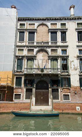 Belgian Consulate, Venice