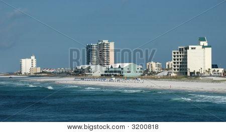 Beach Resort Skyline