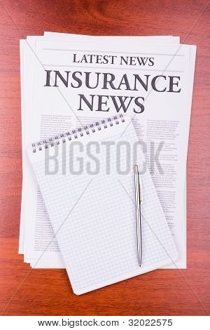 The Newspaper Insurance News