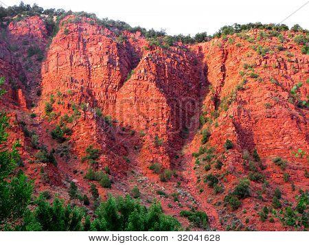 Red Cliffs in Colorado