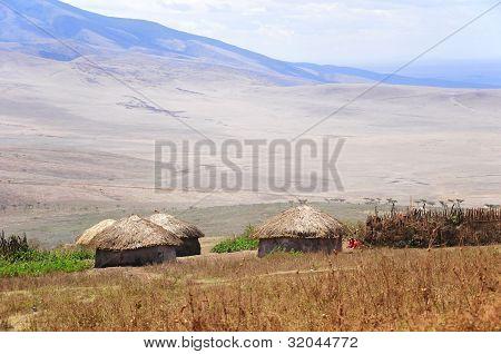 Masai village Tanzania