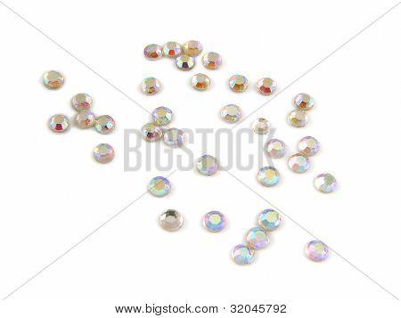 Isolated Diamantes