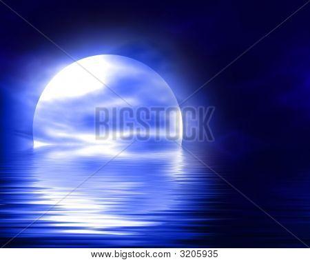 Reflete a lua