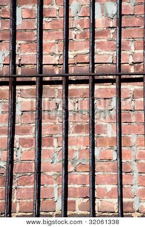 Caged Brick