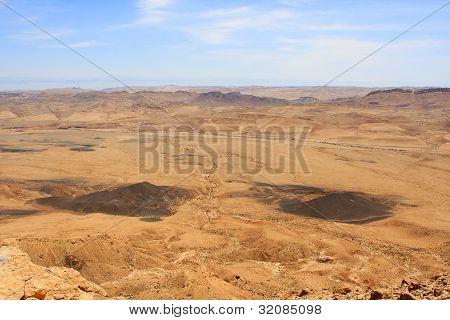 Ramon Crater, Israel