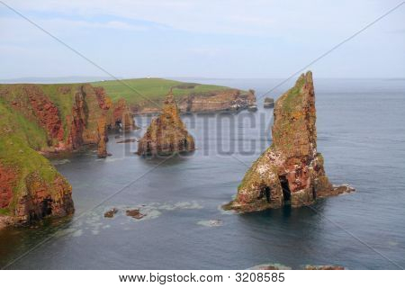 Duncansby Stacks South