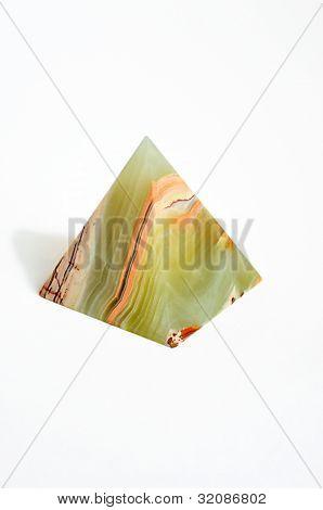 Pyramid Made Of Onyx