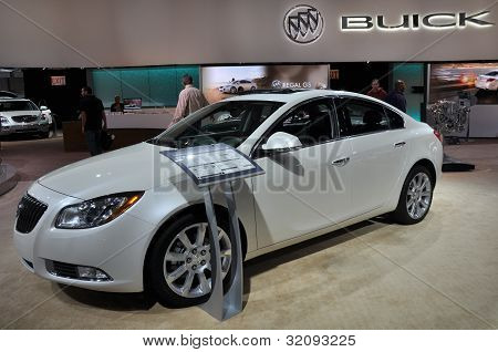 Buick Regal Turbo
