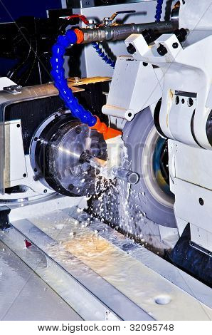 Machine industry