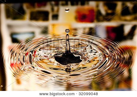 drop of water