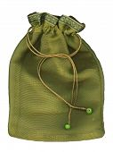 Green Pouch Or Sack