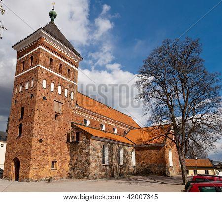 Church Helga Trefaldighets Kyrka