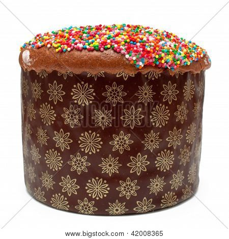 Easter Cake (kulich)