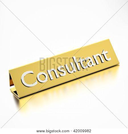 Consultant Job