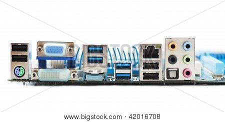 Motherboard Ports