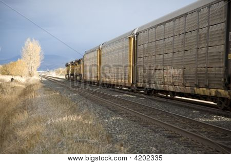 Railroad Train