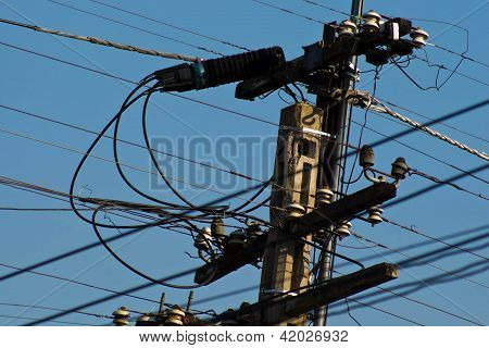 Electrical Pole