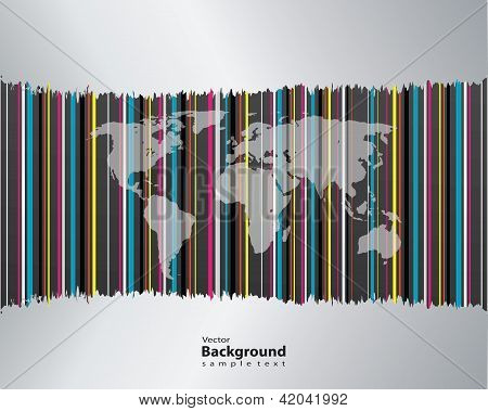 Rainbow World Brochure Design