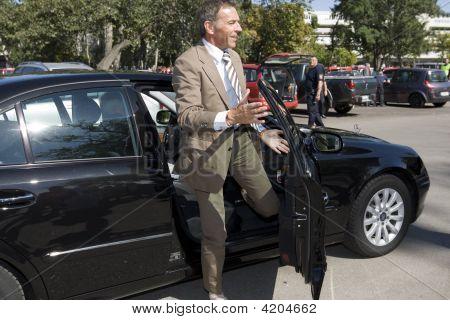 Joerg Haider, Austrian Politician