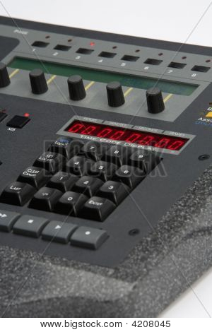 Audio Control Interface