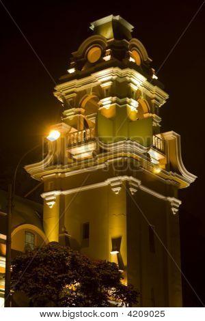 645 Cathedral De Lima, Peru