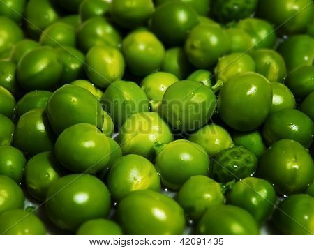 Green Peas fresh