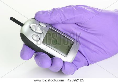 Blood Glucose Monotor