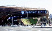 Barclays center - Newest sport arena in Brooklyn
