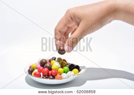 Take The Chocolate