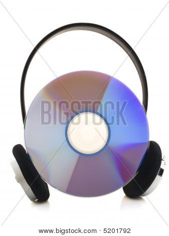 Headphone With Cd