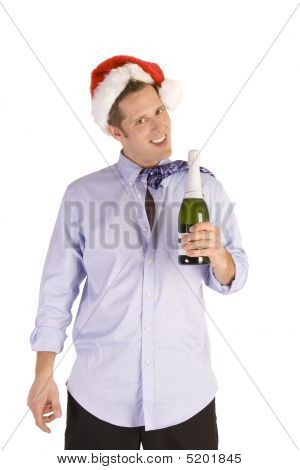 Drunk Businessman