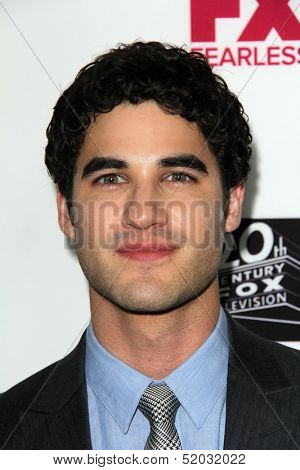 LOS ANGELES - OCT 7:  Darren Criss at the