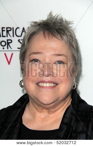 LOS ANGELES - OCT 7:  Kathy Bates at the