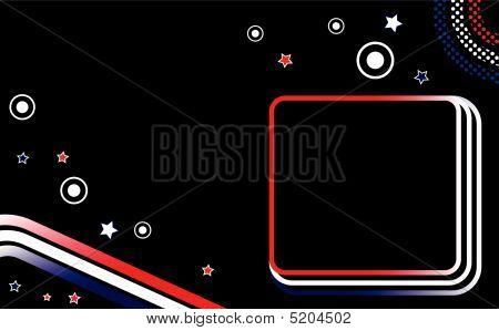 Usa Dots Stripes