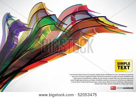 technology web background banner