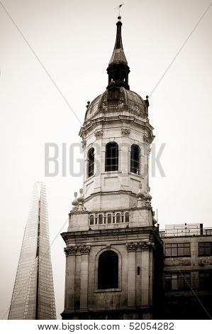 London - September 21: St Magnus The Martyr, Lower Thames Street On September 21, 2013, During The A