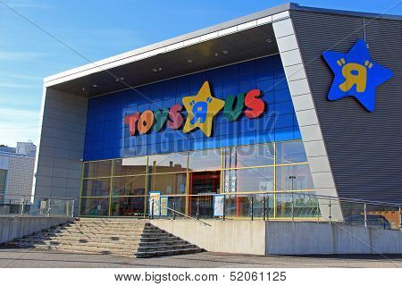 Toys R Us Store In Turku, Finland