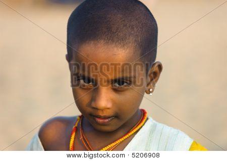 Tamil zwei Mädchen