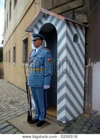 A Guard.