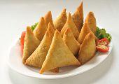 image of samosa  - Delicious - JPG