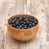 stock photo of aronia  - Choke berry  - JPG
