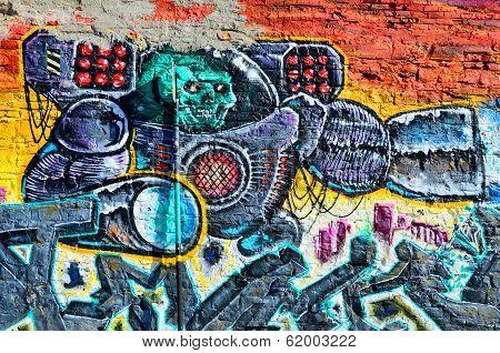 Street art Montreal