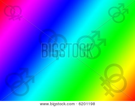 Gay And Lesbian Background
