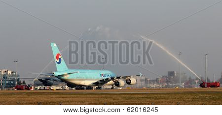 A380 Of Korean Air